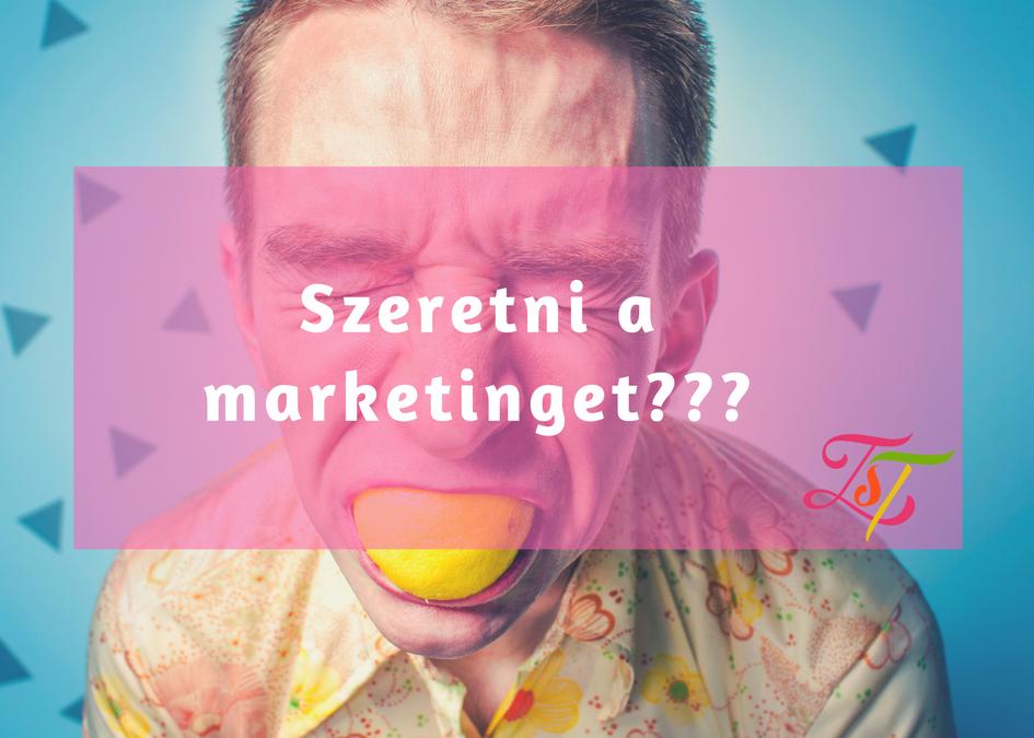 Vállalkozóként megszeretni a marketinged – Letölthető Munkafüzettel